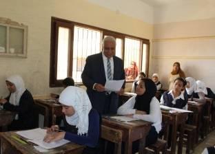 استبعاد مدير مدرسة ومشرف عقب تعدى طالب على زميله والشروع فى قتله
