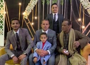 إنها حقا عائلة متفوقة.. «أبو عقيل» تحتفل بنجاح 40 من أبنائها بالثانوية