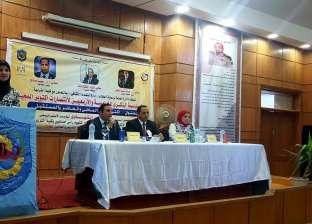 جامعة دمنهور تحتفل بذكرى انتصارات حرب أكتوبر