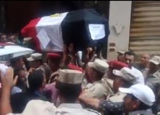 مساجد قرية شهيد الدقهلية تطالب الأهالي بالتوجه للكنيسة للمشاركة بالجنازة