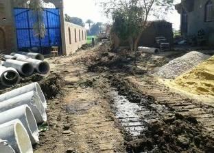محافظ سوهاج: تغطية 6 مساقي للمياه في ساقلته