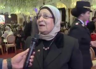 الداخلية تكرم أمهات الشهداء في احتفال عيد الأم