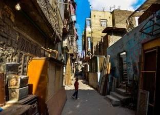 منازل «باجور الطحين» فى روض الفرج: قبور من خشب يسكنها أحياء