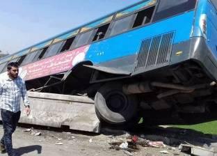 """""""الصحة"""": 30 مصابا في حادث انقلاب """"أتوبيس البحر الأحمر"""""""