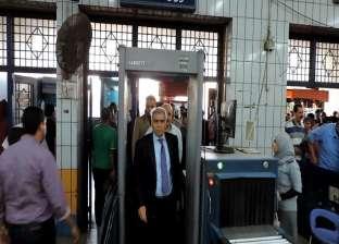 ضبط عاطل بحوزته 35 تذكرة هيروين في محطة مترو شبرا الخيمة