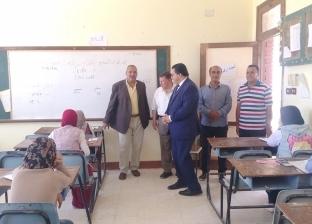 انطلاق امتحانات الدور الثاني للشهادة الإعدادية بـ جنوب سيناء