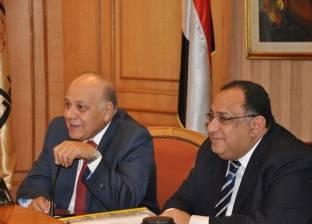 """""""حلوان"""" تكرم """"سلامة"""" على توليه منصب أمين عام اتحاد الجامعات العربية"""