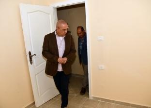 وزير الإسكان ومحافظ دمياط يتفقدان مشروع دار مصر