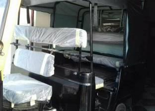 أحلام معلقة على «توك توك ٧ راكب»: لا زباين ولا قطع غيار