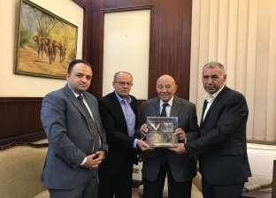 """رئيس """"الأسرى الفلسطينيين"""" يشيد بدور مصر في دعم قضية بلاده"""