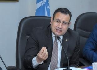 """محافظ الإسكندرية يطلق مبادرة """"سفراء المياه"""" للمشاركة المجتمعية"""