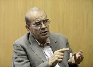 رئيس معهد الدراسات العربية السابق: الحديث عن إقامة دولة فلسطينية فى سيناء أو الأردن «خزعبلات»