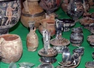 صدفة تكشف تماثيل مهربة.. تفاصيل واقعة العثور على قطع آثرية ببني سويف