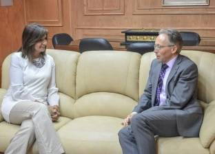 مكرم: تنسيق لتعميق سبل التعاونبين مصر وأستراليا