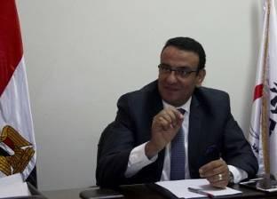 """صلاح حسب الله يلتقي محافظ الدقهلية.. ويفتتح مقر حزب """"الحرية"""""""