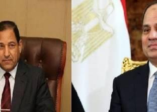 محافظ الغربية يهنئ رئيس الجمهورية بمناسبة عيد الفطر المبارك