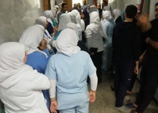إخلاء سبيل مشرفة ممرضات مستشفى السويس العام بكفالة مالية