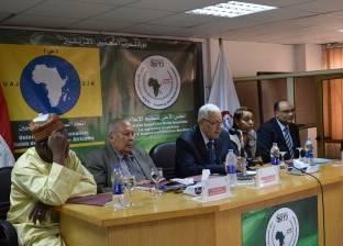 السفير أحمد حجاج: الصحفيين الأفارقة سفراء للاتحاد في بلادهم