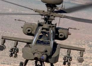 """سقوط طائرة """"أباتشي"""" ومقتل طيار أمريكي ومساعده في جنوب كاليفورنيا"""