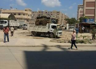 محافظة الإسكندرية تكثف أعمال تطوير منطقة الحرمين