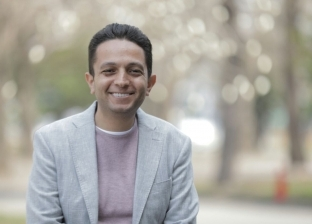 الإعلامي أحمد فايق ضيف جامعة حلوان الخميس القادم