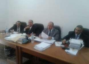 اليوم.. استئناف محاكمة المتهمين بقتل الأنبا أبيفانيوس