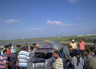 مصرع شخص وإصابة آخرين في حادث تصادم بقنا