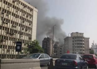 رئيس حي بولاق: إخماد حريق بالدور الـ7 في دوحة ماسبيرو دون خسائر