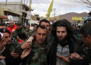 بالصور  إتمام صفقة تبادل أسرى بين لبنان وجبهة النصرة