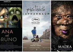 بالفيديو| تعرف على تفاصيل 6 أفلام جديدة في السينمات هذا الأسبوع