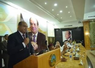 محافظ مطروح: المصريون استعادوا مصير المنطقة العربية في 30 يونيو