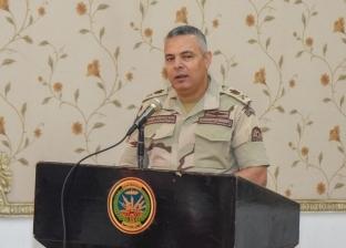 محافظ الإسكندرية وقائد المنطقة الشمالية ومدير الأمن يكرمون أسر الشهداء