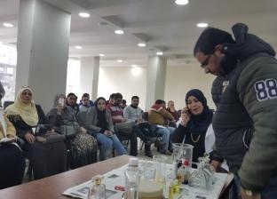 مستقبل وطن بالدقهلية ينظم دورة تدريبية للمرأة المعيلة في صناعة الصابون