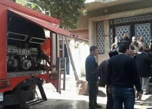 """""""الحماية المدنية"""" بالجيزة تسيطر على حريق نشب بشقة سكنية في الهرم"""