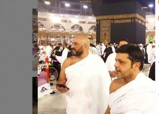 """مجدى الهواري ومحمد هنيدي يؤديان العمرة بعد انتهاء """"3 أيام في الساحل"""""""