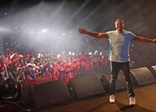 عمرو دياب يحيي اليوم حفلا غنائيا في الجامعة الكندية