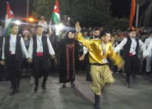 انطلاق مهرجان الإسماعيلية الدولي الـ19 للفنون الشعبية بمشاركة 11 دولة