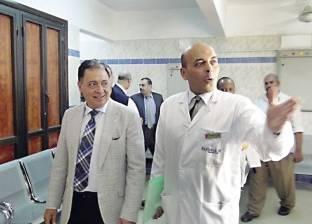 """وزير الصحة يقرر تعيين """"خالد مجاهد"""" متحدثا رسميا باسم الوزارة"""