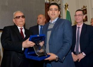 """سامي عبد الراضي أفضل رئيس تحرير برنامج تليفزيوني في استطلاع """"الوفد"""""""