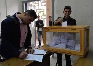 بدء إنتخابات إتحاد الطلاب بجامعة المنصورة
