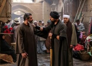 الحلقة 29 من مسلسل الفتوة.. أحمد صلاح حسني يخطف ليلى أحمد زاهر