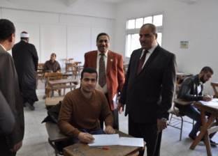 عميد الدراسات الإسلامية بالأزهر: لم نشهد أي مشكلات خلال امتحانات اليوم