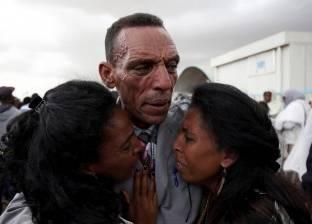 """""""بعد 18 عاما من الفراق"""".. إثيوبي يعثر على أسرته في إريتريا"""