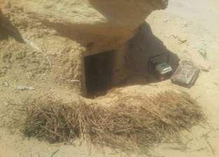 بالصور  الجيش الثالث الميداني يعلن مقتل 3 تكفيرين واكتشاف 11 مخبأ وقود