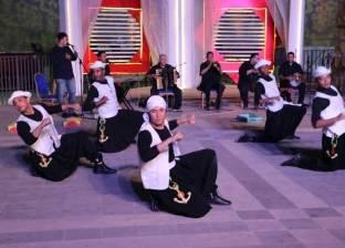 عروض فنية وسمسمية وورش بسور القاهرة الفاطمية