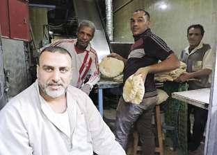 """ضبط """"صاحب مخبز"""" استولى على 78 شيكارة دقيق مدعم في كفر الشيخ"""