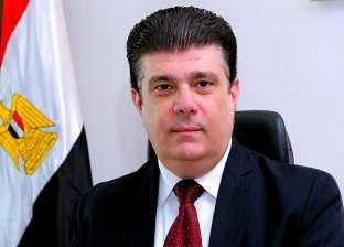 """حسين زين: """"ماسبيرو"""" سيساهم في """"بوابة المحتوى الثقافي""""بـ 450 ألف ساعة"""