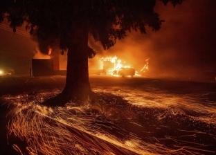فرق الإطفاء تعمل على جبهتين في كاليفورنيا.. وارتفاع عدد القتلى لـ50