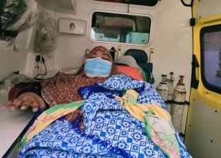 «شيرين» مريضة السمنة المفرطة بعد قرار الرئيس بعلاجها: ربنا يسترها معاك