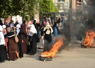 إرهاب وعنف وتحريض و«دروع بشرية».. نساء الإخوان حاضرات فى كل فتنة